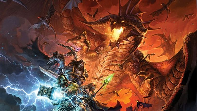 Cryptozoic announces World of Warcraft: Clash of Champions deckbuilding game