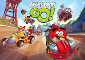 Angry Birds Go! is MarioKart with birds, arrives for free on iOS and Android December 11th