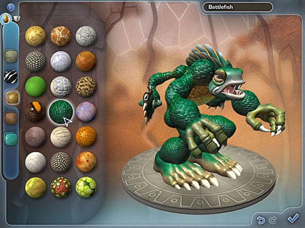 Four new Spore titles on Wii, DS and PC this year