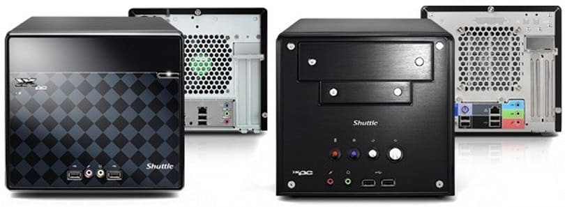 Shuttle gets serious with Pro Series, teases hexacore-ready SFF for June