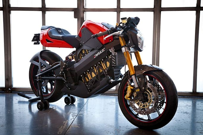 Polaris is now in the e-motorbike business after buying Brammo