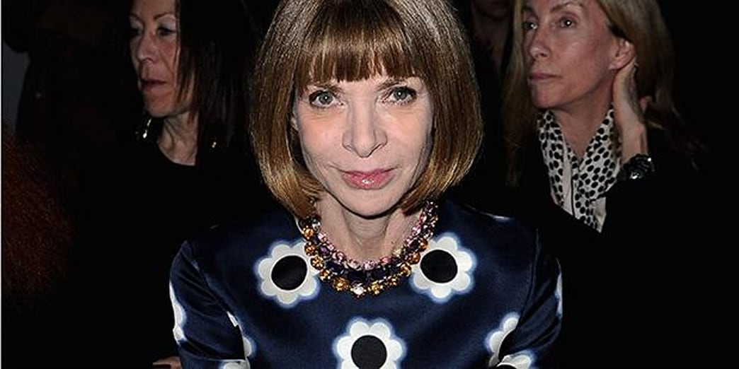 Anna Wintour Gets a Promotion