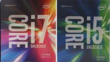 第六世代Core i 『Skylake』の外箱と仕様流出。インテルブルーを廃しイメージ一新