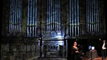 Conductor controls Aussie pipe organ through MIDI and Kinect, explains how he did it (video)