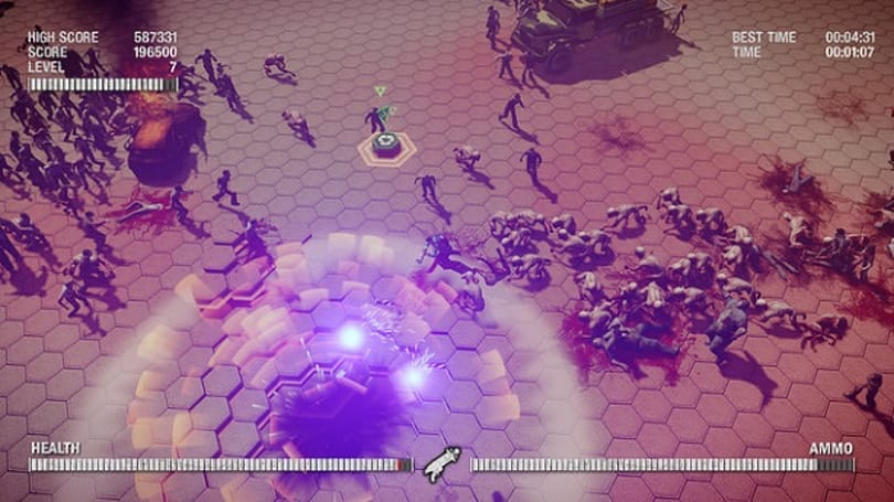 #killallzombies makes undead slaughter social