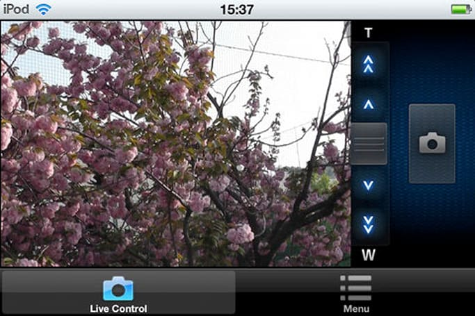 Panasonic Lumix FX90 gets remote app for iOS and Android