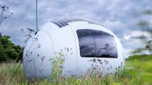 Inhabitat's Week in Green: pod homes and electric highways