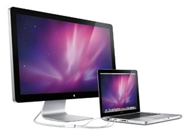 Apple releases new 27-inch LED Cinema Display