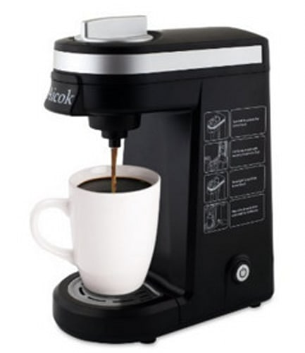 Single Serve K-cup Coffee Maker