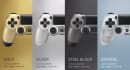Sony debuts new DualShock 4 hues, colorful hard drive covers