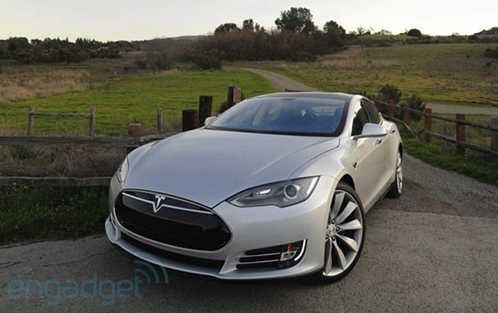 All Electric Vehicle Rally ends with Tesla S in top spot
