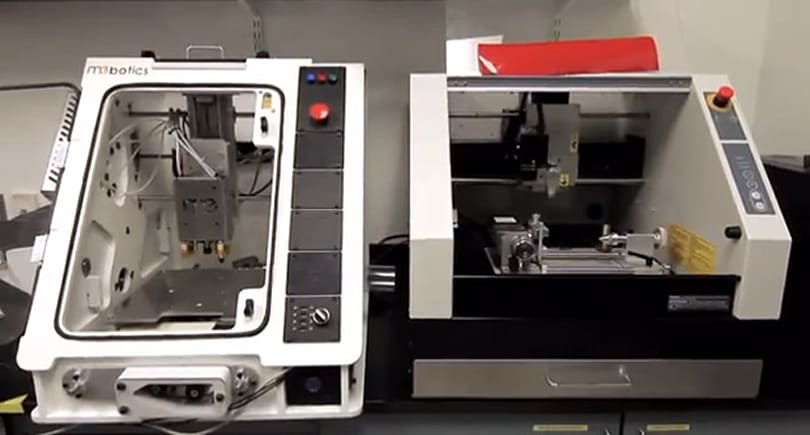 Microfactory adds milling and etching to its 3D printer (video)