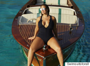 Ashley Graham's New Swimwear Line Is As Sexy As You'd Expect