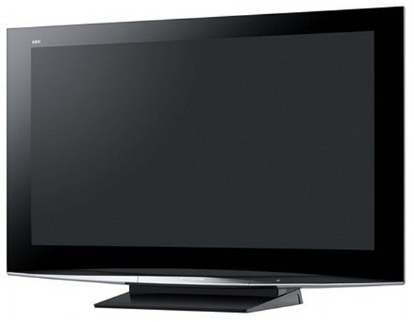 Panasonic gets official with four PZ850 VIERA IPTV plasma HDTVs