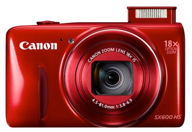 Canon unveils WiFi-equipped PowerShot SX600 HS, ELPH 340HS point-and-shoots