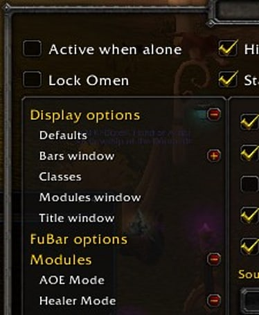 Issues with Omen?