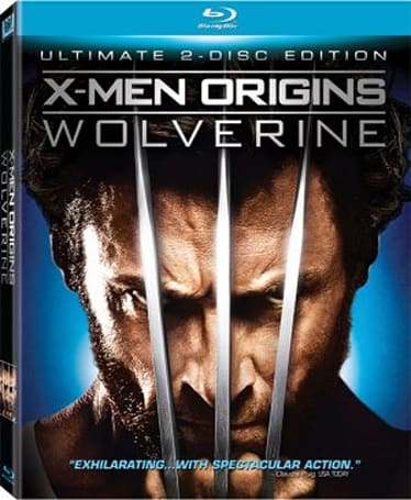 Wolverine Blu-ray disc includes BD-Live access to IMDB