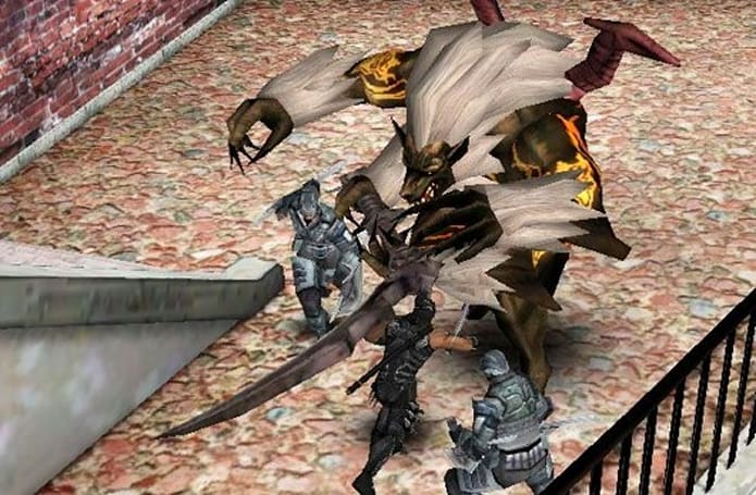 Ninja Gaiden attacks smartphones in Japan