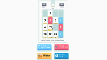 Play 'Threes' for free in your browser right now