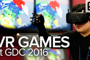 The Coolest Games for Oculus: GDC 2016