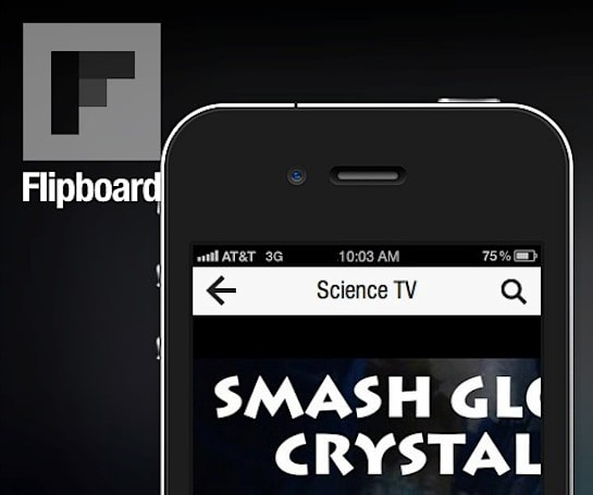 Flipboard adds dedicated video channels, decides reading isn't everything