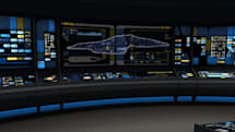 Star Trek Online explains the Voyager MSD redesign