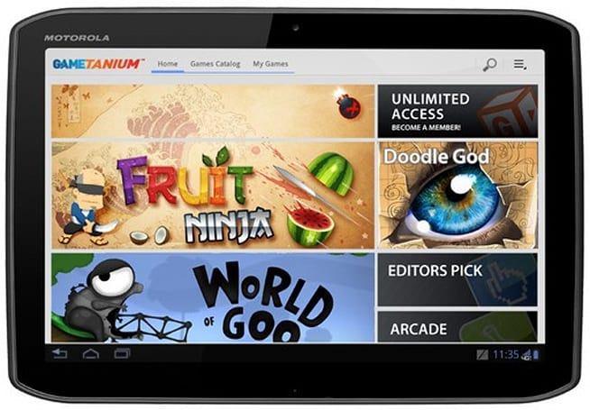 Verizon rolls out GameTanium Android mobile gaming subscription app