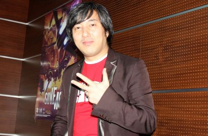Suda 51 wants Grasshopper Manufacture to be like real grasshoppers
