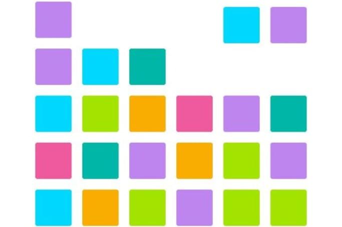 Line Up Tiles is simple fun