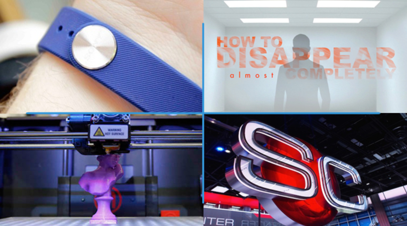 Engadget Daily: how to disappear, the deal with 3D printers and more!