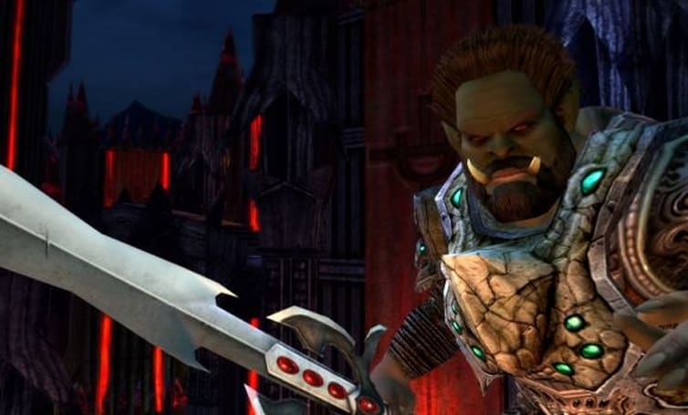 Dungeons and Dragons Online Update 7 and Halloween event now live