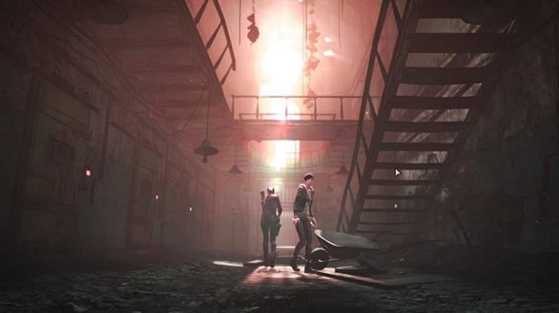 Resident Evil Revelations 2 trailer gatecrashes the party