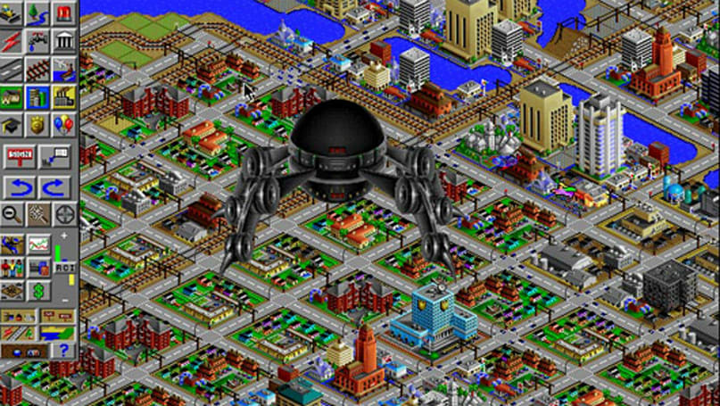 There's a swingin' game I know called SimCity 2000, and it's free
