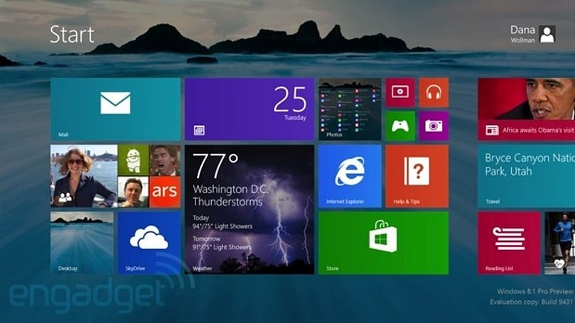 Windows 8.1 in-depth hands-on: features, apps, impressions and screenshots (video)