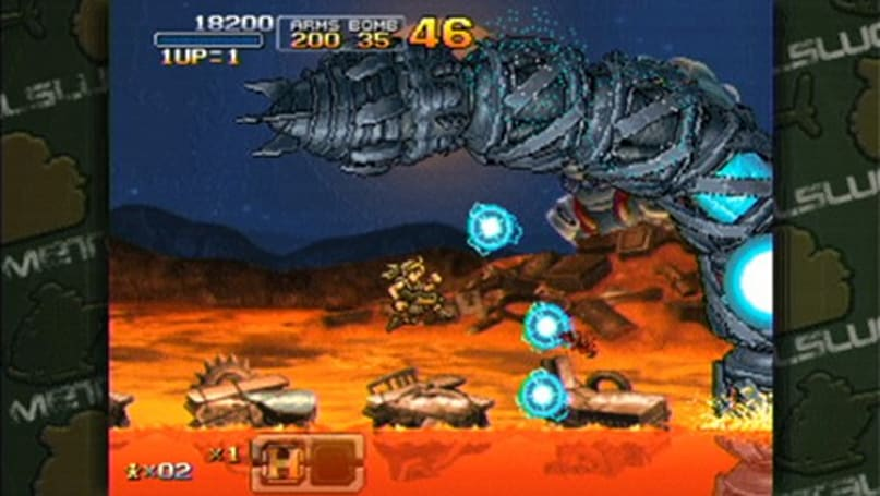 Metal Slug XX rolls out on Japanese XBLA May 19