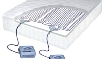 ChiliPad keeps your mattress hot, cold