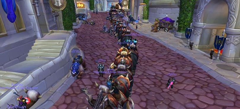 How do you keep your guild busy during the pre-expansion lull?