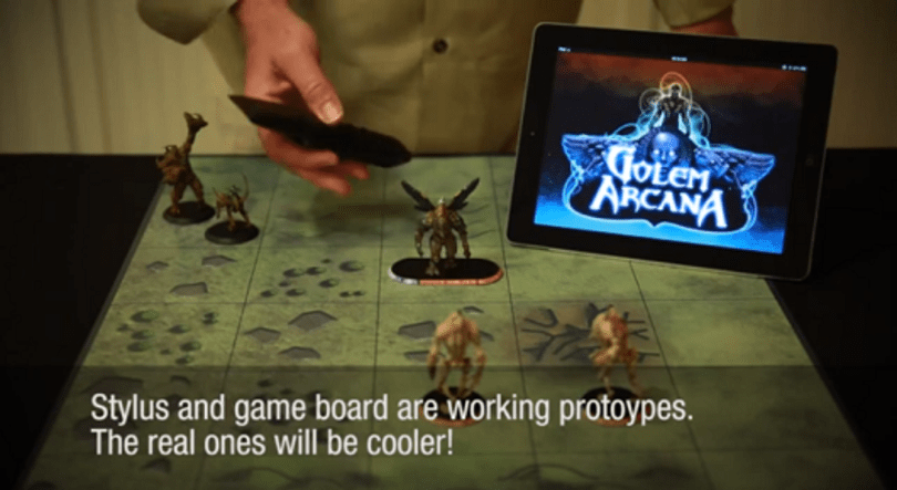 Shadowrun Returns developer to Kickstart 'Golem Arcana' tabletop game in August