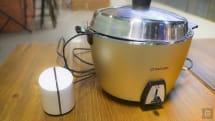 Vulcan 廚房智慧插座開始集資,將普通電鍋變智慧電鍋