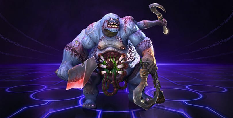 Heroes of the Storm alpha patch notes