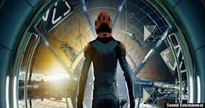 'Ender's Game' Poster Reveals Asa Butterfield Ready for Battle (PHOTO)