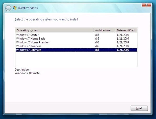 Multiple Windows 7 versions coming? Say it ain't so!