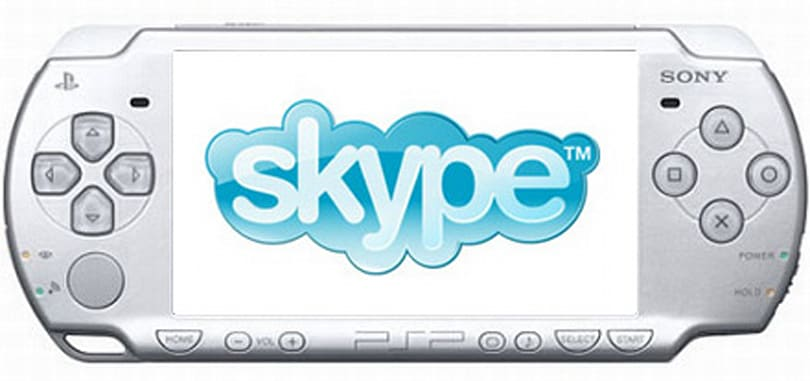Sony delays Skype PSP and microphone launch, indefinitely
