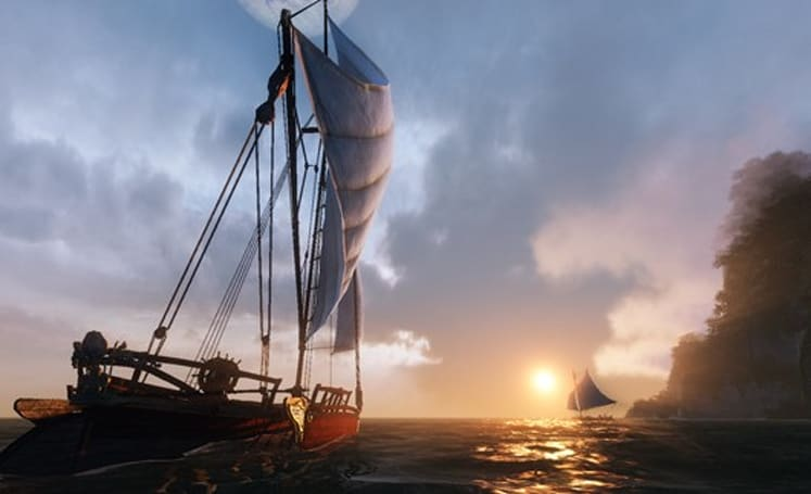 XL Games teases new ArcheAge screenshots