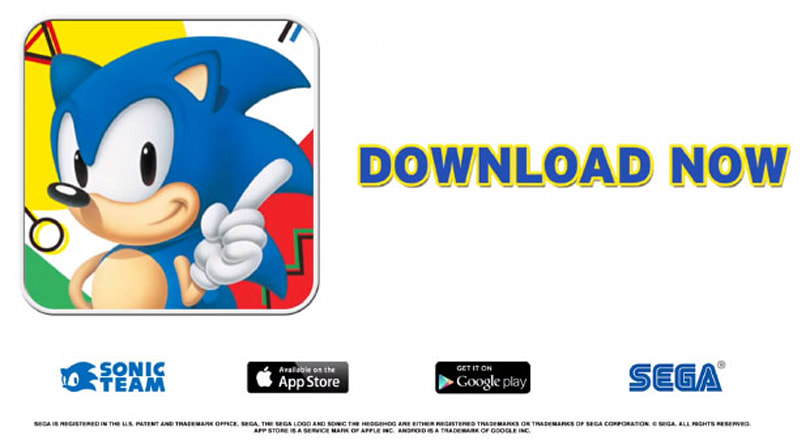 Sonic the Hedgehog arrives on Android, headed exclusively to Nintendo on the console side