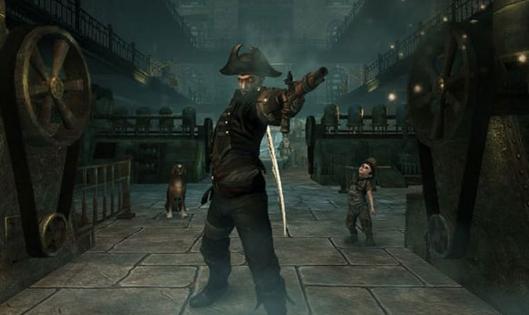 Molyneux explores Fable 3's episodic potential (with the aid of Charles Dickens)