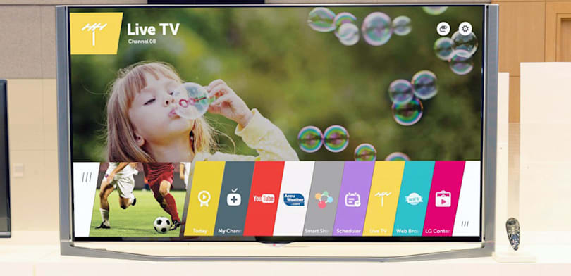 LG will upgrade your old webOS TV with some fresh features