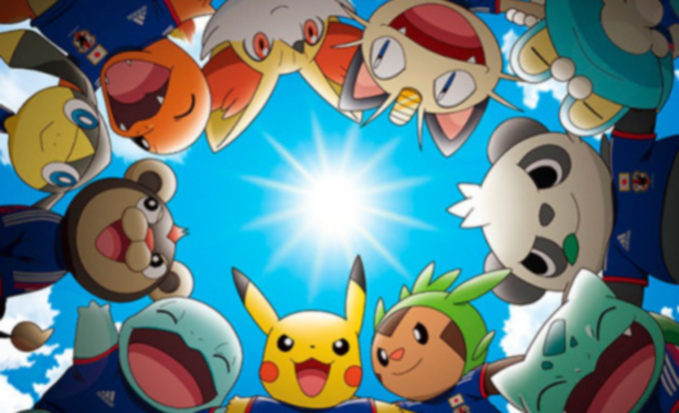 Japan chooses Pikachu for 2014 World Cup mascot