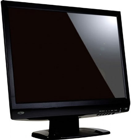 Corega announces 22-inch CG-L22WDGW, WDGB widescreen monitors