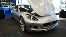 VL Destino is a 639hp, supercharged, V8-powered Fisker Karma (eyes-on)